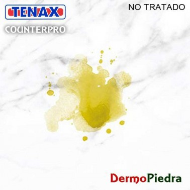 Counterpro protector antimanchas base disolvente, para encimeras y superficies pulidas.
