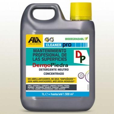 Detergente neutro concentrado FILACLEANER | Fila Cleaner garrafa de 1 litro