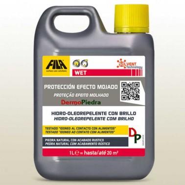 Fila Wet protector antimanchas garrafa de 1 litro.