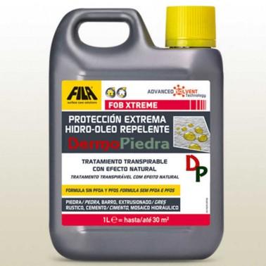 FOB XTREME PROTECCIÓN TOTAL HIDRO-OLEOREPELENTE ! Garrafa de 1 litro.  Antimanchas para superficies rústicas.