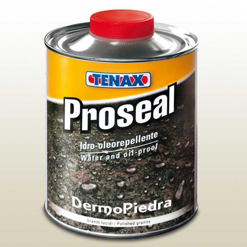 Tenax PROSEAL protección antimanchas para granitos pulidos