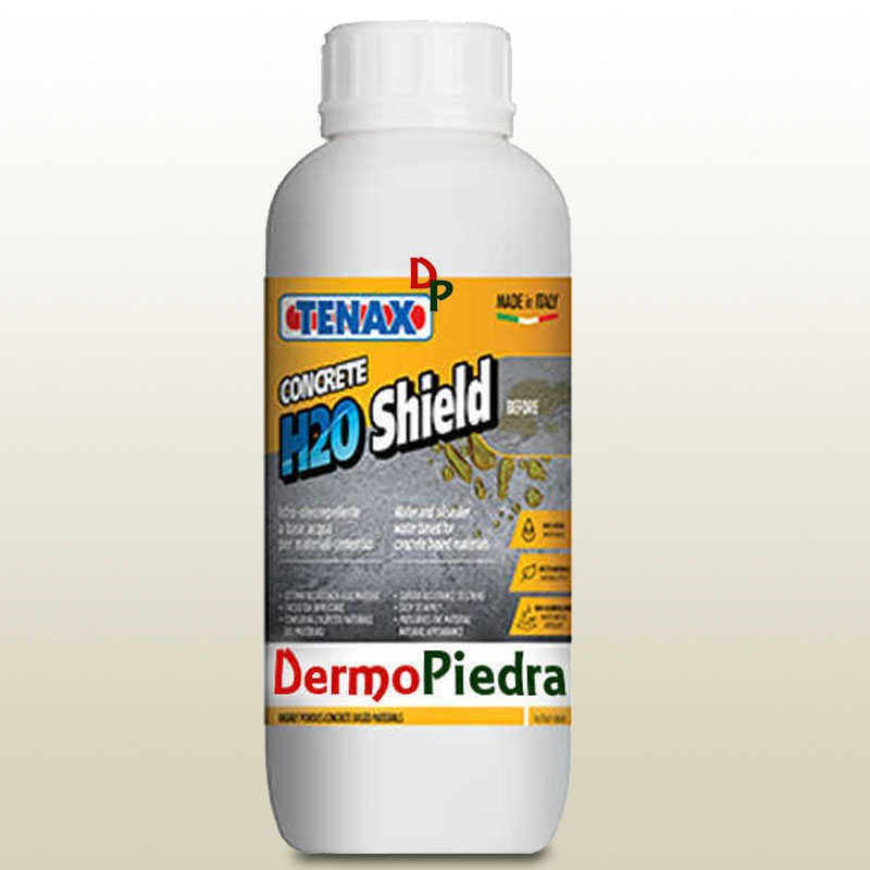 Concrete H2O Shield, protector hidro-oleo repelente para cemento