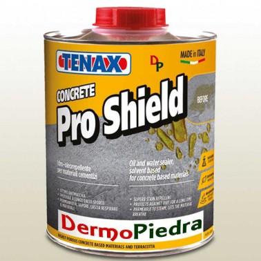 CONCRETE PRO SHIELD Hidro-óleo repelente para cemento y hormigón pulido.