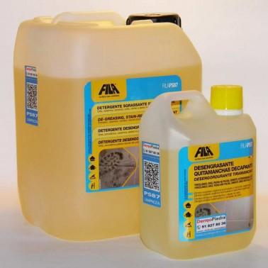 PS-87Formatos 1 litro y 5 litros Detergente desengrasante, quitamanchas, decapante FILAPS87 | FILA Solutions