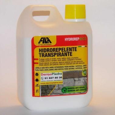 Hydrorep ECO (ecológico) protector hidrofugante transpirante 1 litro.