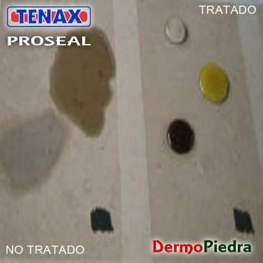 Tenax PROSEAL protección contra las manchas de granitos pulidos