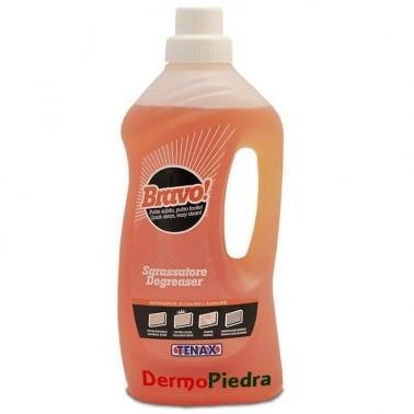 Bravo Sgrasssatore detergente desengrasante alcalino.