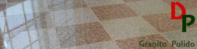 Productos de limpieza y protección para granito pulido.