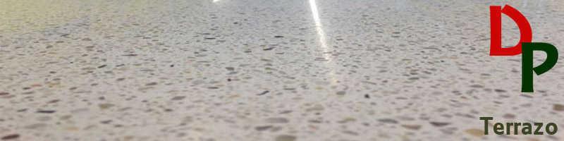 Productos para limpieza y mantenimiento de terrazo.