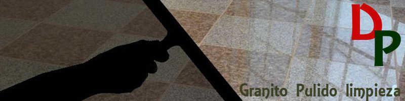 Productos para limpieza de granitos pulidos.