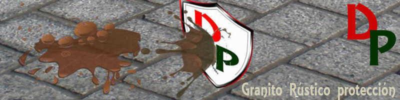 Protección granitos rústicos