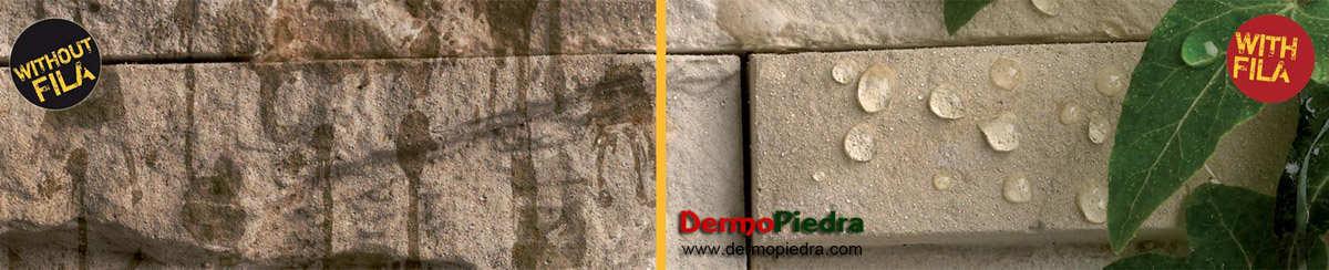 Protector hidrófugo anti-envejecimiento para piedra y cemento. base disolvente HYDROREP | FILA Solutions