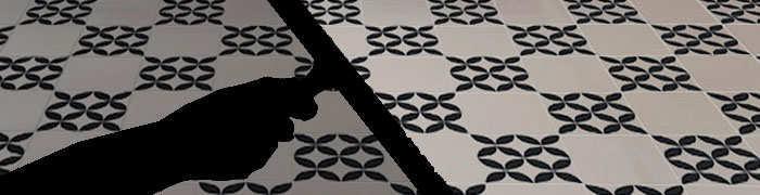 Productos para limpieza de mosaico hidráulico