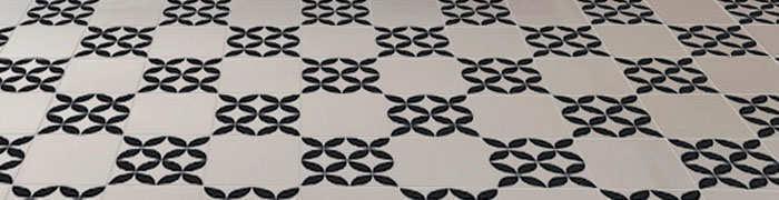 Productos para limpieza y protección de mosaico hdráulico.